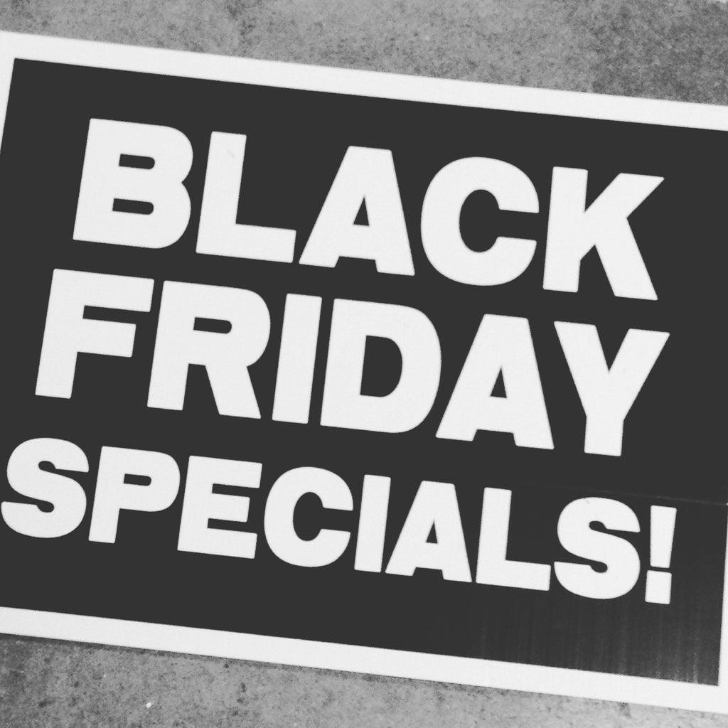 Shop Local with Big Black Friday Savings