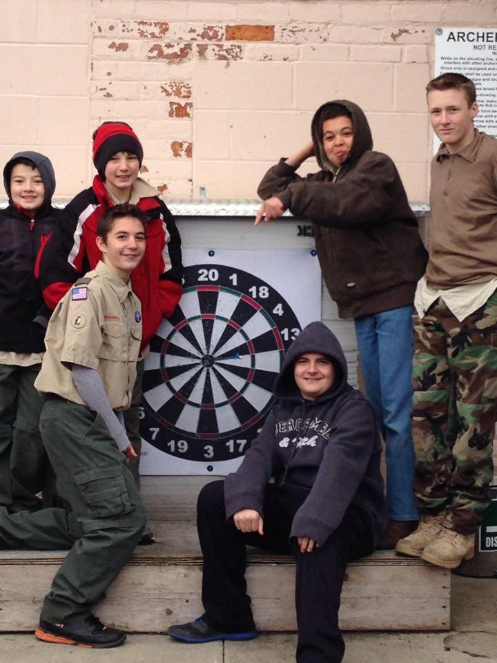 Indian Lake Outfitters Club or Troop Archery Range Program