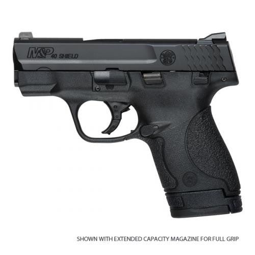 Smith & Wesson M&P Shield .40 S&W Pistol Left Side View