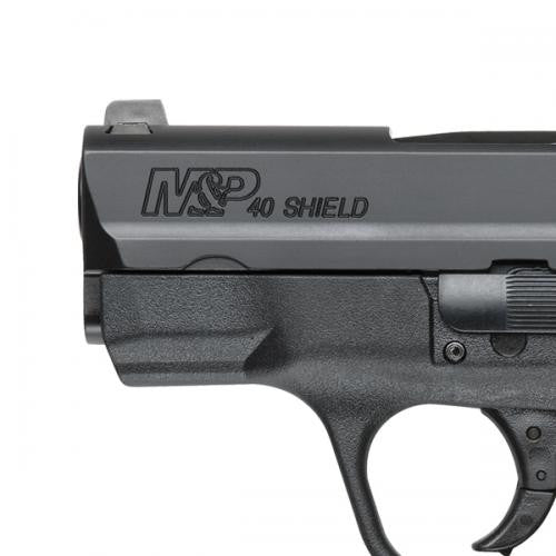 Smith & Wesson M&P Shield .40 S&W Pistol View of Barrel