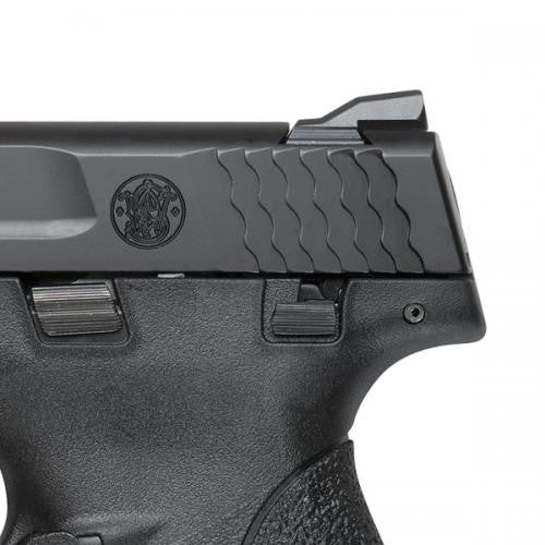 Smith & Wesson M&P Shield .40 S&W Pistol View of Manual Safety