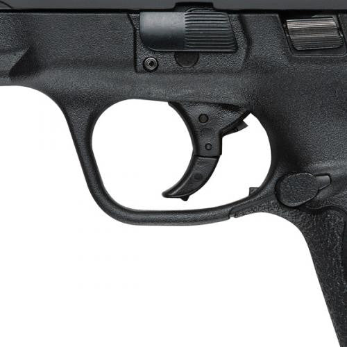 Smith & Wesson M&P Shield .40 S&W Pistol View of Trigger