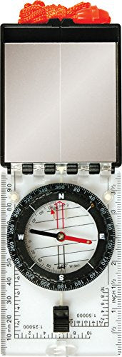 UST Folding Map Navigation Compass