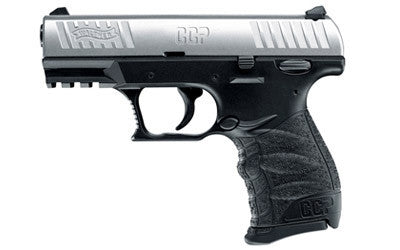 Walther CCP 9mm Centerfire Pistol in Stainless Steel