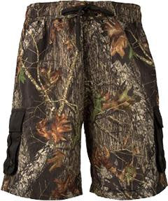 Men's Mossy Oak Board Shorts Swimwear