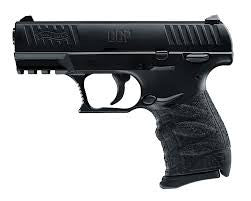 Walther CCP 9mm Centerfire Pistol in Tenifer Black