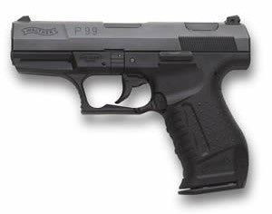 walther p99 as 9mm centerfire pistol indian lake outfitters
