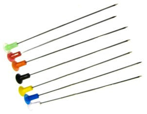 "Hot Shot Blowgun 4"" Cone Taper Point Darts"