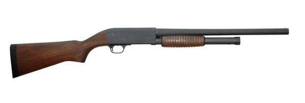 Ithaca Model 37 Defense 5 Shot Shotgun with Walnut Stock