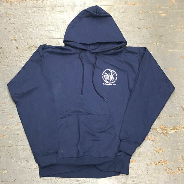 Indian Lake Outfitters #TeamILO Hooded Sweatshirt Hoody Front