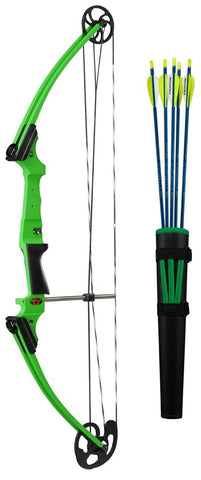 Genesis Original Compound Bow Package in Green