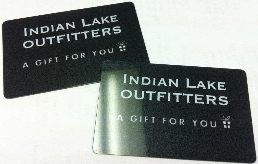 Indian Lake Outfitters Gift Cards