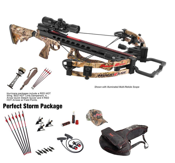 Parker Hurricane Perfect Storm Package