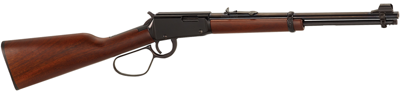 Henry Lever Action Carbine .22 S/L/LR Rifle With Large Loop Lever Rifle