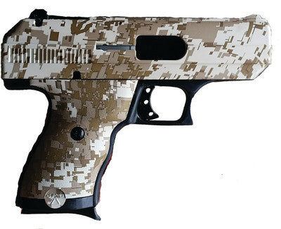 Hi-Point Firearms C9 9mm Centerfire Pistol in Dessert Digital Camo