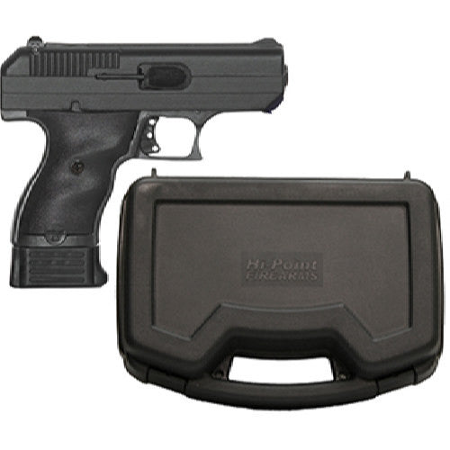 Hi-Point Firearms C9 9mm Centerfire Pistol in Matte Black w/ Hard Case