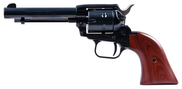 "Heritage Rough Rider Small Bore 22 LR Single Action Revolver with 4"" Barrel Left Side View"
