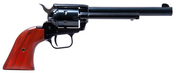 "Heritage Rough Rider Small Bore 22 LR Single Action Revolver with 6"" Barrel Right Side View"