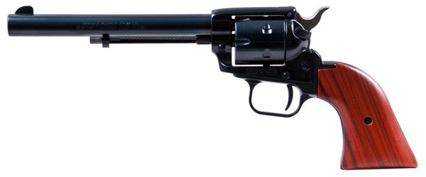 "Heritage Rough Rider Small Bore 22 LR Single Action Revolver with 6"" Barrel Left Side View"