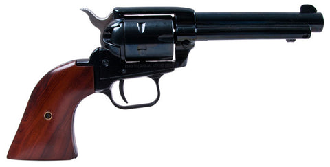 "Heritage Rough Rider Small Bore 22 Combo Single Action Revolver with 4.75"" Barrel"