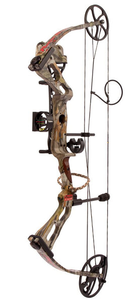 Parker Revolution Compound Bow with Hostage Rest Outfitter Package