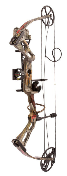 Parker Revolution Compound Bow with Whisker Biscuit  Rest Outfitter Package