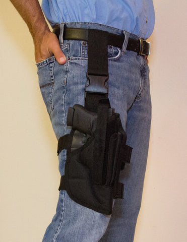 Passport Tactical Leg Holster