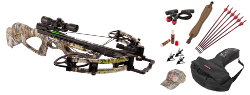 Parker Tornado XXtreme Crossbow with Perfect Storm Package