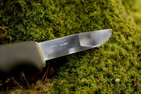 Bushcraft Forest Knife by Moraknil