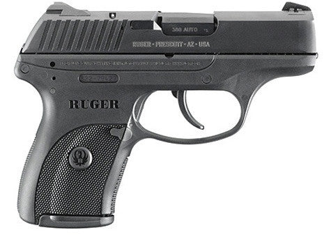Ruger LC380 .380 Centerfire Pistol Black