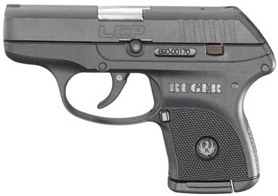 Ruger LCP .380 Centerfire Pistol Blued