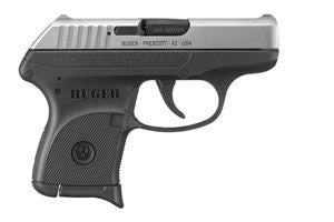 Ruger LCP .380 Centerfire Pistol Stainless Steel