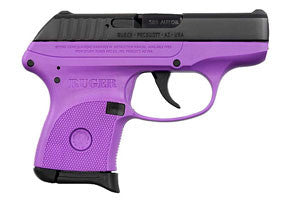 Ruger LCP .380 Centerfire Pistol Lady Lilac
