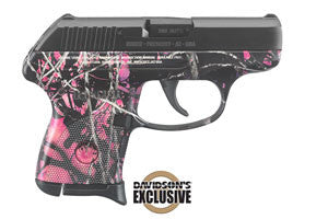 Ruger LCP .380 Centerfire Pistol Muddy Girl Camo