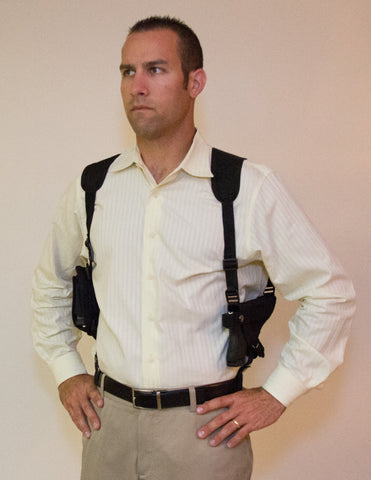 Passport Concept 90 Shoulder Holster
