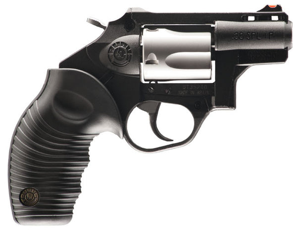 Taurus Model 85 .38 Special +P Centerfire Revolver w/ Matte Stainless Steel Finish