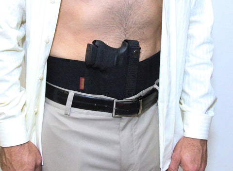 Passport Waistband Concealment Holster