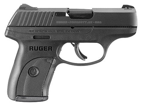 Ruger LC9s 9mm Centerfire Pistol Blued