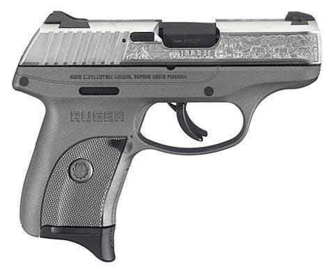 Ruger LC9s 9mm Centerfire Pistol Nickel Plated
