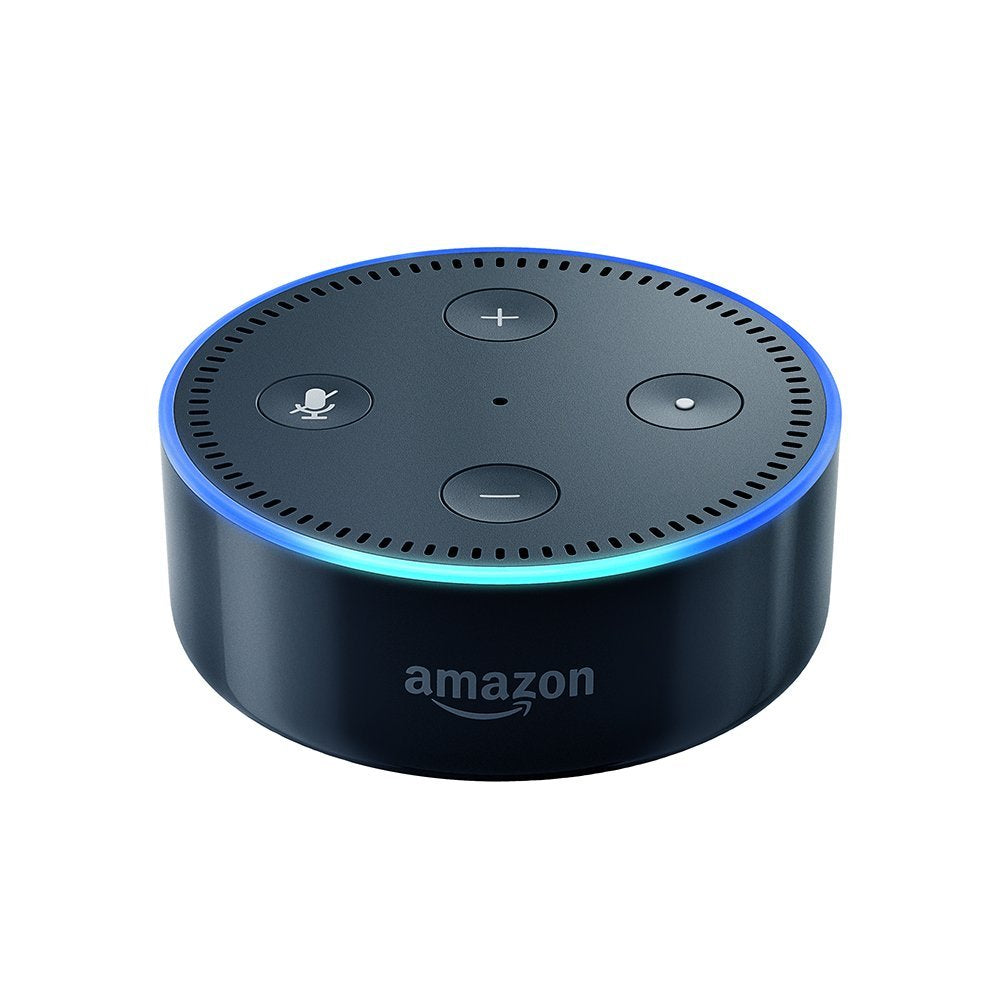 Amazon Echo Dot (2nd Gen) - Black