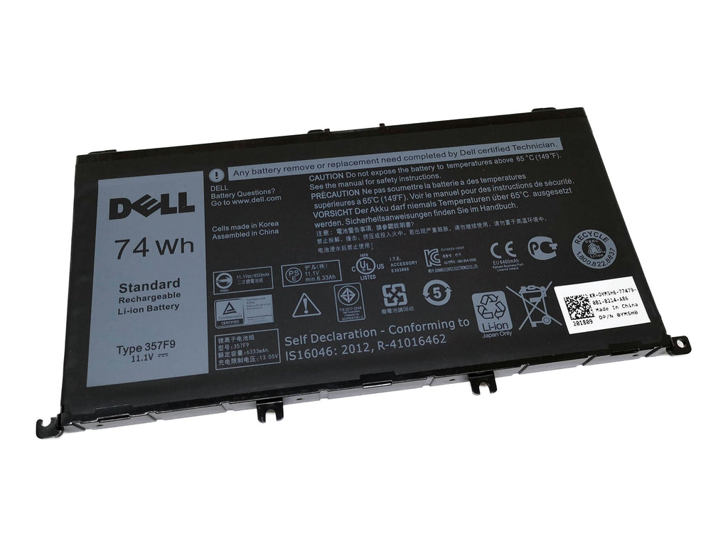 Battery Notebook Dell Inspiron 15 7559 7566 Series