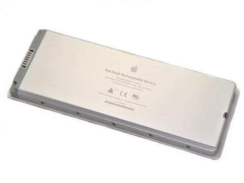 "แบตเตอรี่ Battery Apple MacBook 13"" White/Black : A1185 : ร้าน Battery Depot - 1"