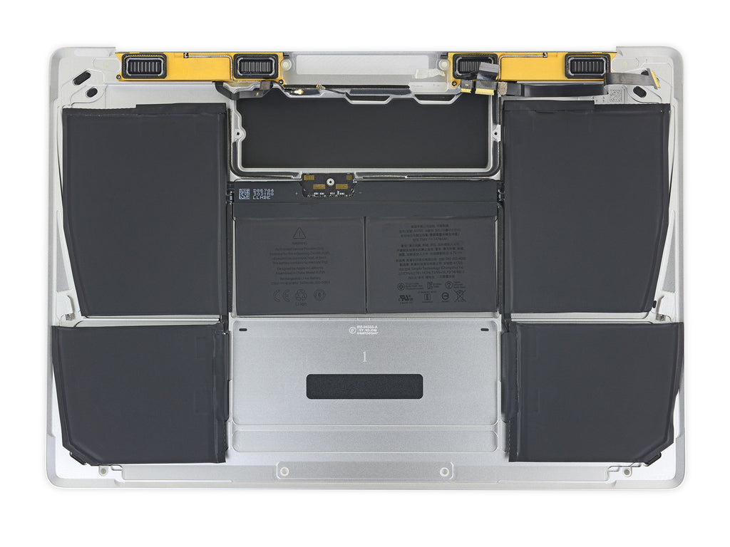 "Battery Apple MacBook 12"" Retina (Early 2016, Mid 2017) : A1705"