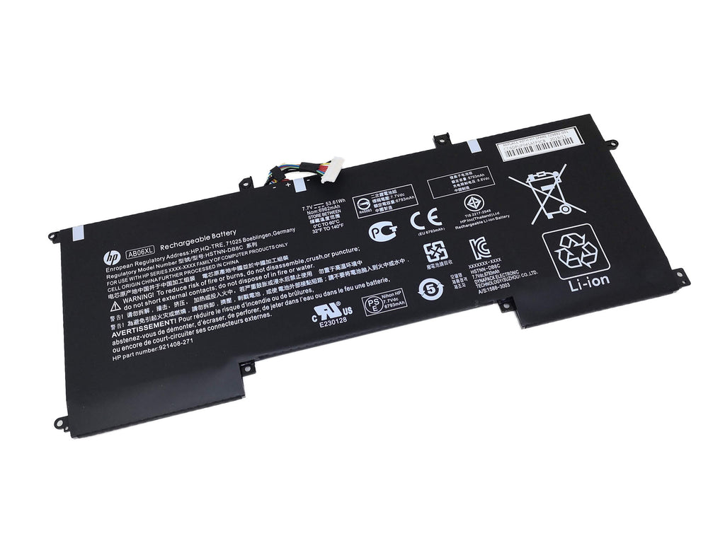 Battery Notebook HP Envy 13 2017 Series AB06XL