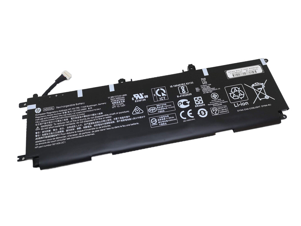Battery Notebook HP Envy 13-AD Series AD03XL