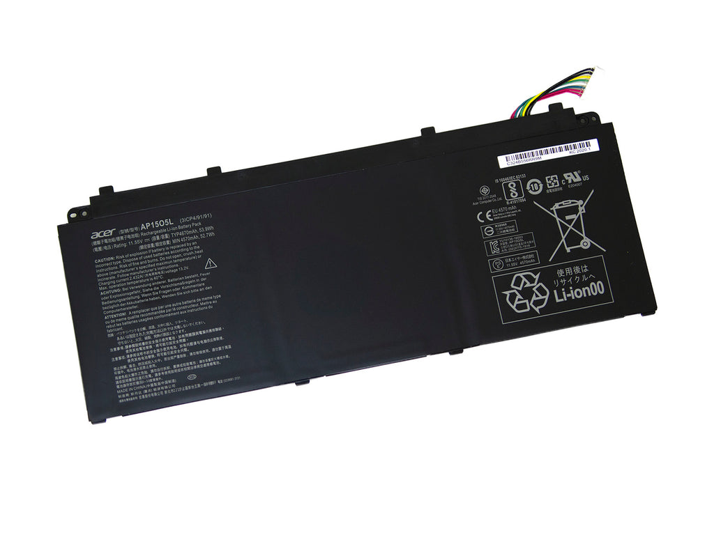 Battery Notebook Acer Swift 5 SF514-51 Series AP15O5L