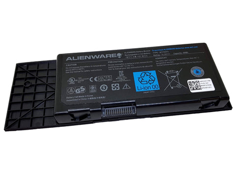 Battery Notebook Dell Alienware M17x Series