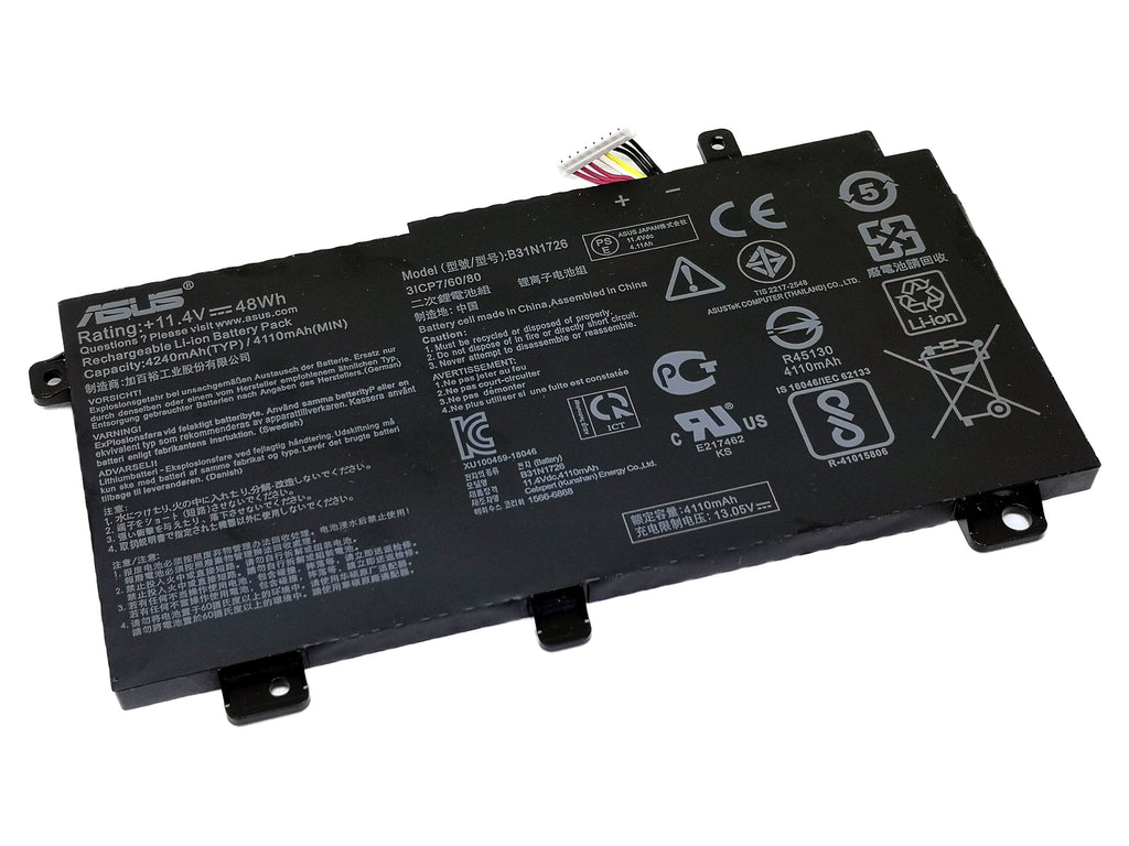 Battery Notebook Asus TUF FX504 FX505 Series B31N1726