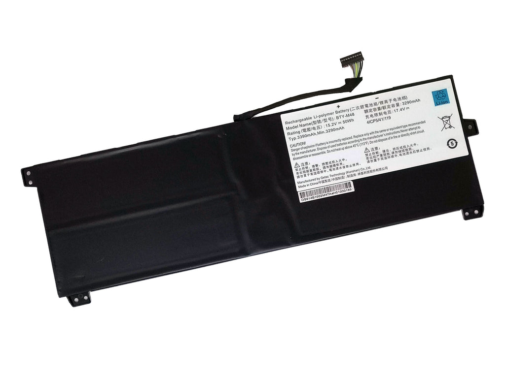 Battery Notebook MSI PS42 Prestige Series : BTY-M48