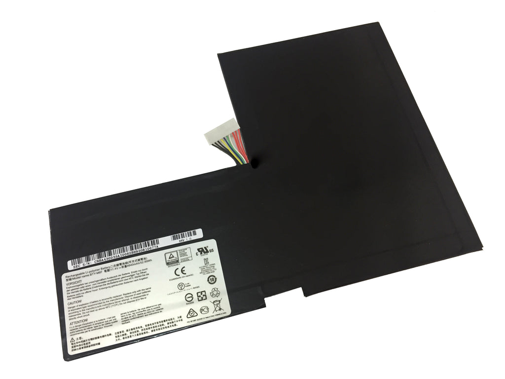 Battery Notebook MSI GS60 PX60 Series : BTY-M6F